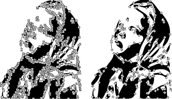 Как сделать векторное изображение