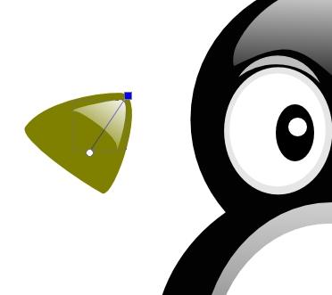 скриншот к уроку пингвин в inkscape